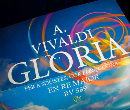 IDENTITY FOR CLASSICAL MUSIC CONCERT<br/>CORAL GENCIANA